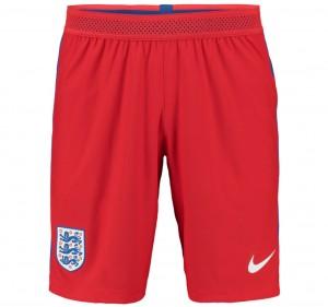 Shorts nueva del Inglaterra 2016-2017 Lejos (Rojo)