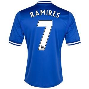 Camiseta nueva Chelsea Ramires Equipacion Primera 2013/2014
