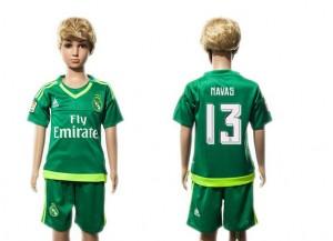 Camiseta Real Madrid 13 2015/2016 Niños