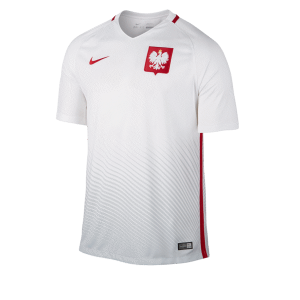 Camiseta de Poland Stadium 2016 Home