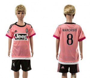 Camiseta Juventus 8 2015/2016 Niños