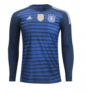 Camiseta de portero nueva del Germany 2017/2018 Manga Larga