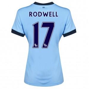 Camiseta de Manchester City 2013/2014 Tercera Fernandinho