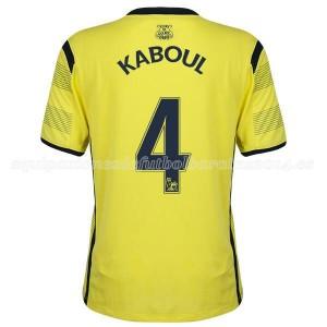 Camiseta de Tottenham Hotspur 14/15 Tercera Kaboul