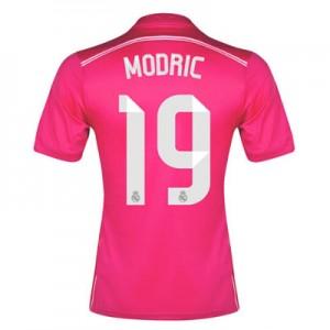 Camiseta del Modric Real Madrid Segunda Equipacion 2014/2015
