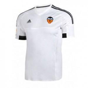 Camiseta nueva del Valencia 2015/2016 Equipacion Primera