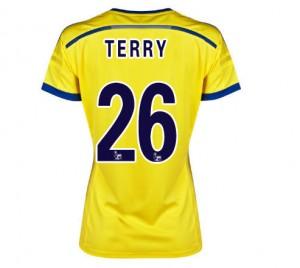 Camiseta del Chelsea Segunda Equipacion 2013/2014
