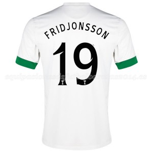 Camiseta Celtic Fridjonsson Tercera Equipacion 2014/2015