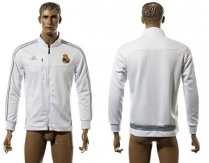 Chaqueta nueva del Real Madrid 2015-2016