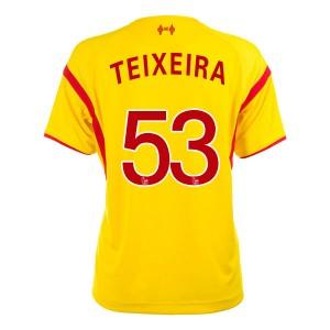 Camiseta nueva del Chelsea 2014/2015 Equipacion Oscar Tercera