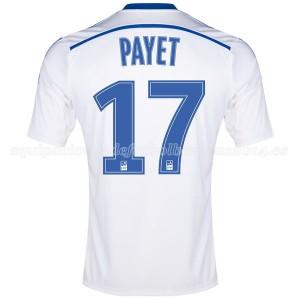 Camiseta del Payet Marseille Primera 2014/2015