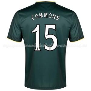Camiseta nueva del Celtic 2014/2015 Equipacion Commons Segunda