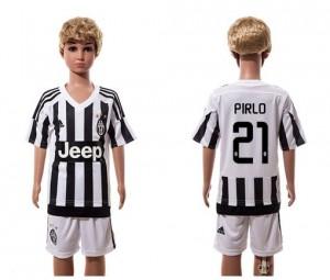 Niños Camiseta del 21 Juventus Home 2015/2016