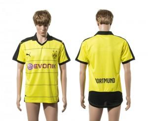 Camiseta de Dortmund 2015/2016 Primera Equipacion