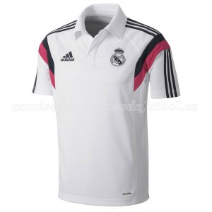 Camiseta nueva del Real Madrid 2014 Blanco