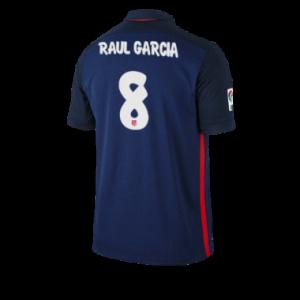 Camiseta de Atletico Madrid 2015/2016 Segunda RAUL GARCIA Equipacion