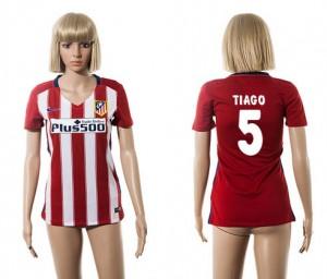 Camiseta Atletico Madrid 5 2015/2016 Mujer