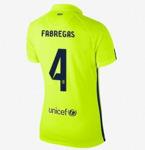 Camiseta nueva del Barcelona 2014/2015 Equipacion Mujer Primera