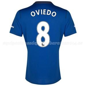 Camiseta nueva del Everton 2014-2015 Oviedo 1a