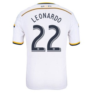 Camiseta del Leonardo Los Angeles Galaxy Primera 13/14