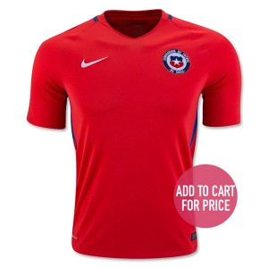 Camiseta de Chile 2016 Home