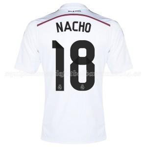 Camiseta nueva del Real Madrid 2014/2015 Equipacion Nacho Primera