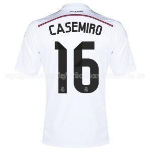 Camiseta del Casemiro Real Madrid Primera Equipacion 2014/2015