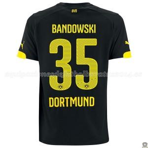 Camiseta nueva del Borussia Dortmund 14/15 Bandowski Segunda
