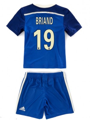 Camiseta Real Madrid Alonso Primera 14/15 Nino