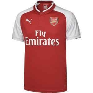 Camiseta Arsenal Primera Equipacion 2017/2018