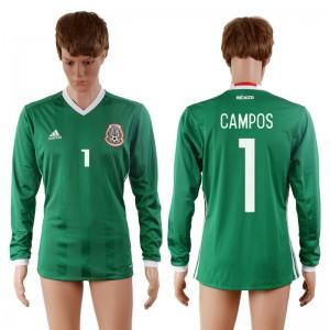 Camiseta nueva del Mexico 2016-2017 1#