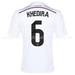 Camiseta de Real Madrid 2014/2015 Primera Khedira Equipacion