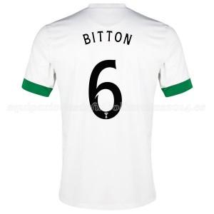 Camiseta del Bitton Celtic Tercera Equipacion 2014/2015