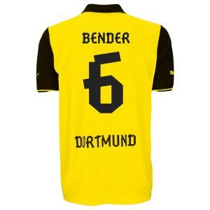 Camiseta nueva del Borussia Dortmund 2013/2014 Bender Primera