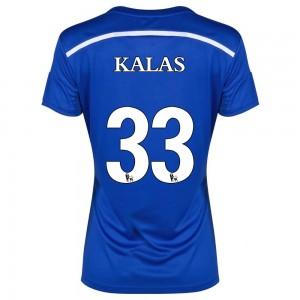 Camiseta nueva Chelsea Cahill Equipacion Segunda 2013/2014