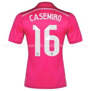 Camiseta de Real Madrid 2014/2015 Segunda Casemiro Equipacion