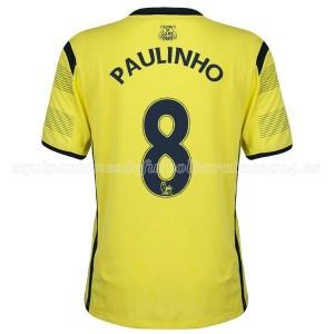 Camiseta de Tottenham Hotspur 14/15 Tercera Paulinho