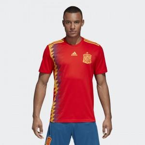 Camiseta nueva del SPAIN 2018 Home