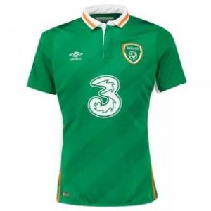 Camiseta de Irlanda 2016 UEFA Euro
