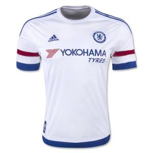 Camiseta de Chelsea 2015/2016 Segunda Equipacion