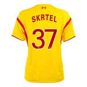 Camiseta nueva del Chelsea 2014/2015 Equipacion Mikel Tercera