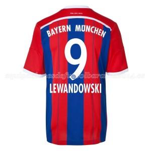 Camiseta nueva del Bayern Munich Equipacion Lewandowski Primera