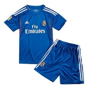 Camiseta Real Madrid Segunda Equipacion 2013/2014 Nino