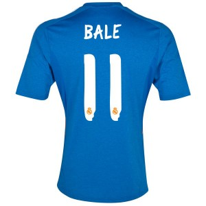 Camiseta del Bale Real Madrid Segunda Equipacion 2013/2014
