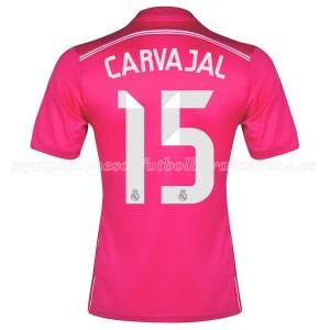 Camiseta Real Madrid Carvajal Segunda Equipacion 2014/2015