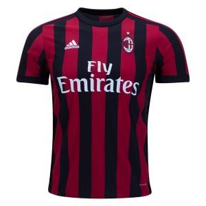 Camiseta AC Milan 2017/2018
