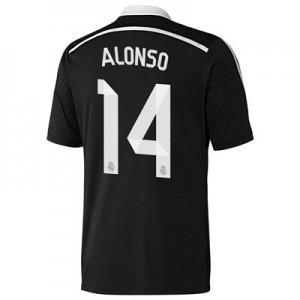 Camiseta nueva del Real Madrid 2014/2015 Equipacion Alonso Primera