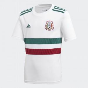 Camiseta nueva MEXICO Juventud Away 2018