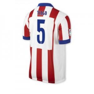 Camiseta de Atletico Madrid 2014/2015 Primera TIAGO Equipacion