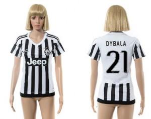 Camiseta nueva del Juventus 2015/2016 21 Mujer